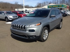 Used 2015 Jeep Cherokee Limited 4x4 SUV for sale in Cobleskill, NY