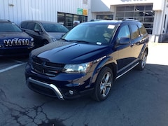 New 2018 Dodge Journey CROSSROAD AWD Sport Utility for sale in Binghamton, NY