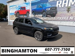 New 2020 Jeep Cherokee HIGH ALTITUDE 4X4 Sport Utility for sale in Binghamton, NY