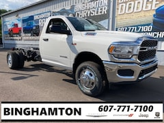 New 2020 Ram 3500 Chassis Cab 3500 TRADESMAN CHASSIS REGULAR CAB 4X4 84 CA Regular Cab for sale in Vestal, NY