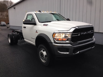 New 2019 Ram 5500 Chassis Cab 5500 TRADESMAN CHASSIS REGULAR CAB 4X4 168.5 WB Regular Cab for sale in Binghamton, NY