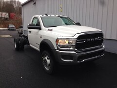 New 2019 Ram 5500 Chassis Cab 5500 TRADESMAN CHASSIS REGULAR CAB 4X4 168.5 WB Regular Cab for sale in Vestal, NY
