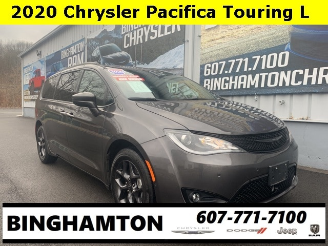Used Chrysler Pacifica Canandaigua Ny