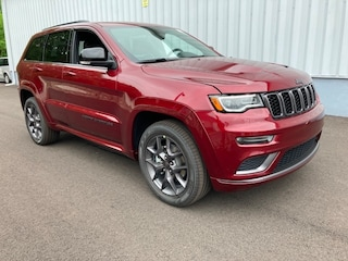New 2020 Jeep Grand Cherokee LIMITED X 4X4 Sport Utility for sale in Cobleskill, NY