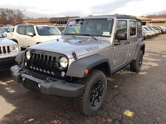 Used 2017 Jeep Wrangler Unlimited Sport SUV for sale in Cobleskill, NY