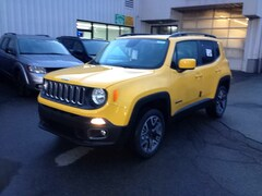 Used 2016 Jeep Renegade Latitude 4x4 SUV for sale in Cobleskill, NY