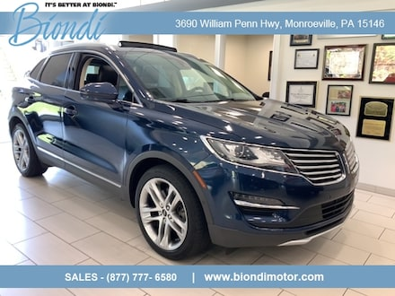 2015 Lincoln MKC Reserve AWD SUV w/2.3L Engine, Technology and Climate Packages