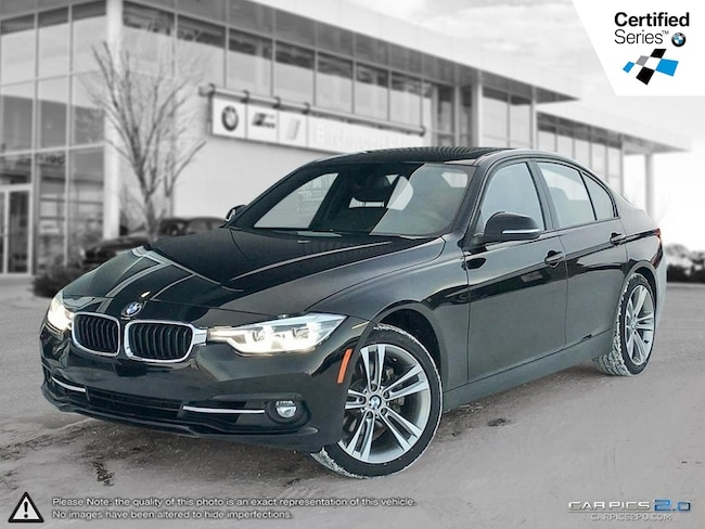 2018 BMW 3 Series 330i Xdrive -- Navigation -- Sport Line! Sedan
