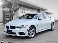 2019 BMW 4 Series 430i Xdrive Sedan