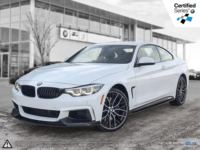 2018 BMW 4 Series 440i Xdrive -- M Peformance Edition! Coupe