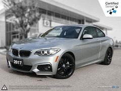 2017 BMW 2 Series 230i Xdrive -- Apple Carplay Preparation! Coupe