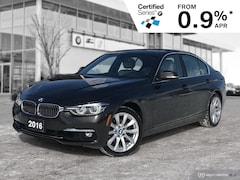 2016 BMW 3 Series 328i Xdrive -- Premium Enhanced! Sedan