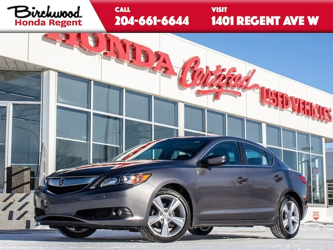 2015 Acura ILX Premium Pkg **Brand NEW Tires** Sedan