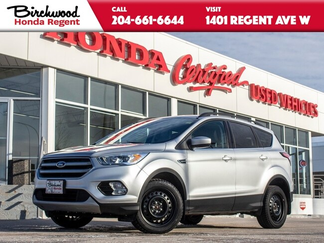 2018 Ford Escape SEL 4WD **Clearance Price** SUV