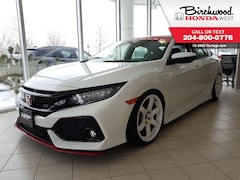 2018 Honda Civic Si *HFP Aerokit, Coilovers, Volk TE37SL Rims* Sedan