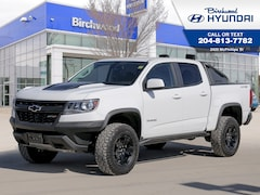 2018 Chevrolet Colorado ZR2 V6 Crew Cab *Dusk Edition Navi Off Road Truck