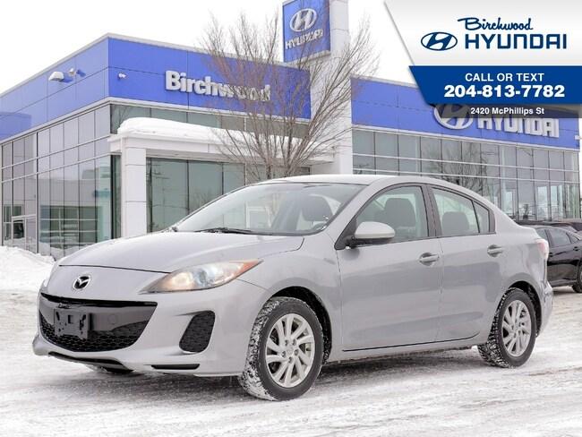 2012 Mazda Mazda3 GS-SKY *Heated Seats W/ Winter Tires Sedan