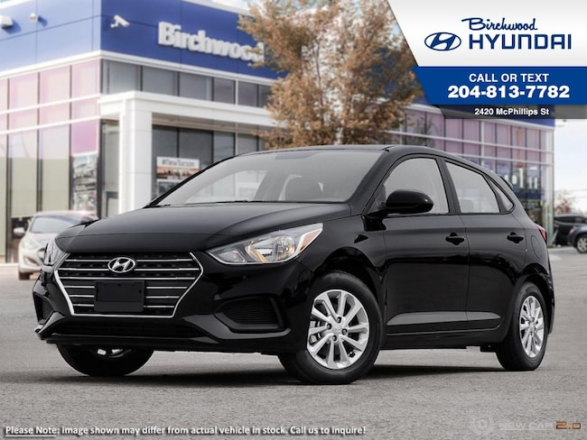 2019 Hyundai Accent Preferred Hatchback