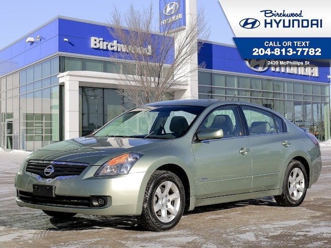 2008 Nissan Altima Hybrid Heated Seats Sunroof *Nokian Tires Sedan