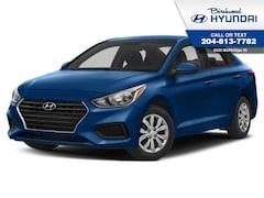 2019 Hyundai Accent 1.6 4door Preferred Sedan