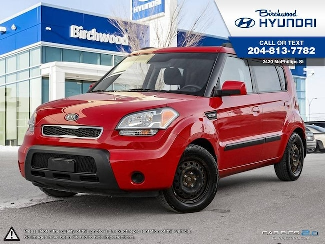 2010 Kia Soul 2u Heated Seats W/ Winter Tires SUV