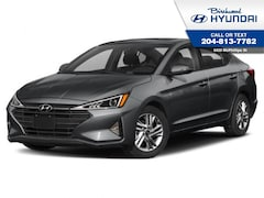 2019 Hyundai Elantra Essential Sedan