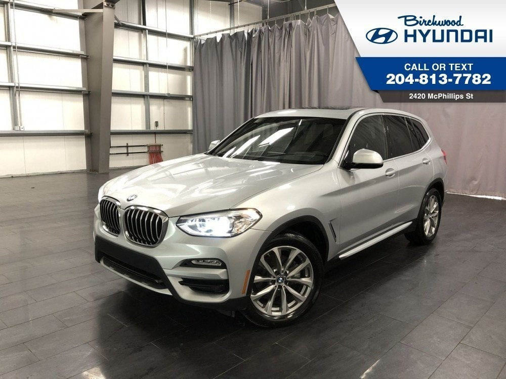 2018 BMW X3 Xdrive30i Prem Pkg Essential *Navi Leather Sunroof SUV