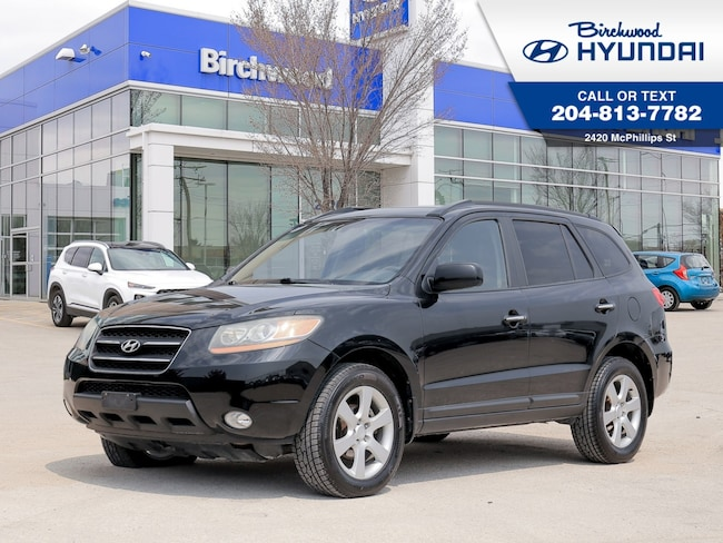 2009 Hyundai Santa Fe Limited AWD V6 *Navi Leather SUV