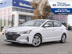 2019 Hyundai Elantra Preferred Sedan
