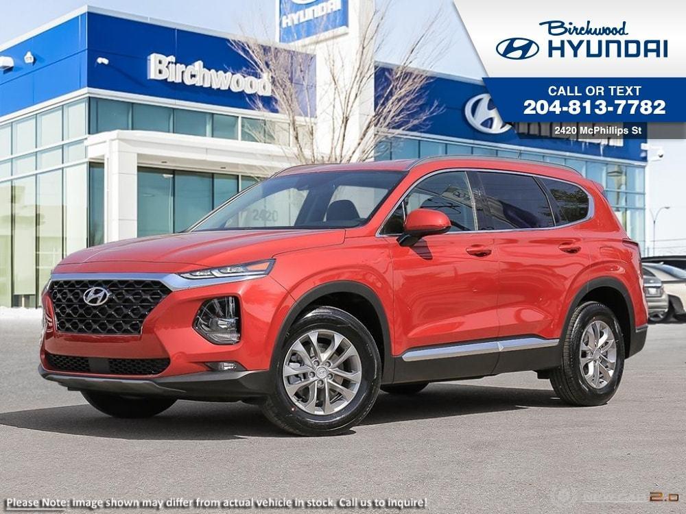 2019 Hyundai Santa Fe 2.4 Essential AWD SUV
