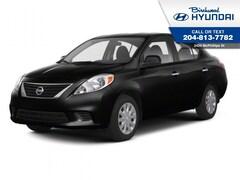 2012 Nissan Versa SL *Navigation Remote Starter Sedan