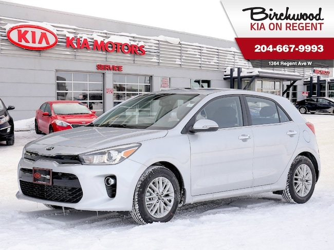 2019 Kia Rio 5-door EX Heated Seats! Sunroof! Rear Cam! Hatchback