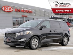 2019 Kia Sedona LX+ 8 Seats! Smart Key! Wireless Charger! Van Passenger Van
