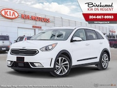 2019 Kia Niro SX Touring Leather! Sunroof! UVO! Roof Rack! SUV