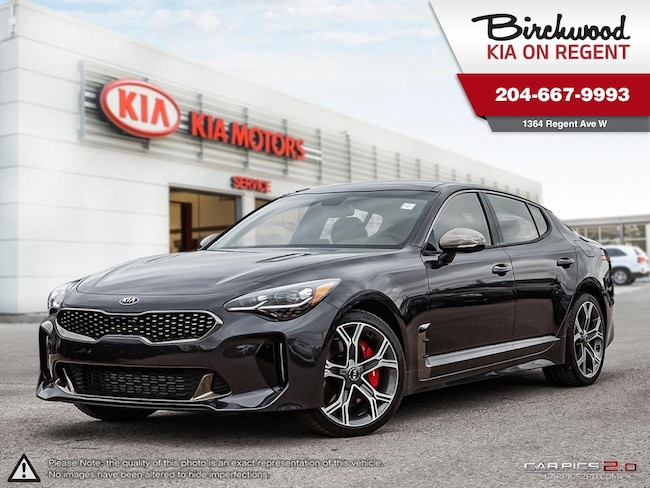 2019 Kia Stinger GT Limited Nappa Leather! All Heated Seats! 360 Ca Sedan