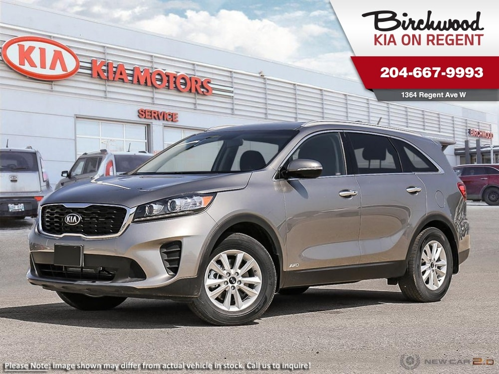 2019 Kia Sorento LX AWD Heated Seats! Smart Key! Roof Rails! SUV