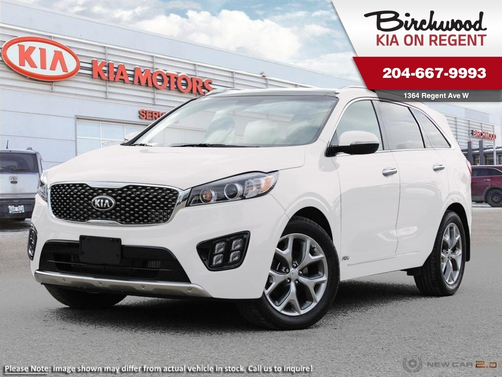 2018 Kia Sorento SX Turbo Exclusive Year END Special DONT Miss OUT! SUV