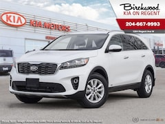 2019 Kia Sorento EX 2.4L AWD Leather! 3rd Row Seats! Smart Key! SUV