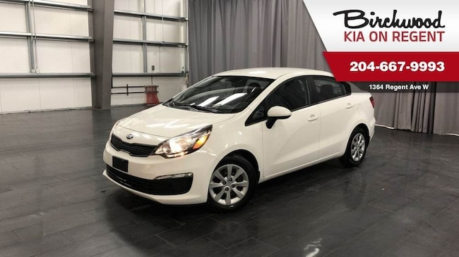2017 Kia Rio LX Plus *Accident Free/Local Vehicle* Sedan