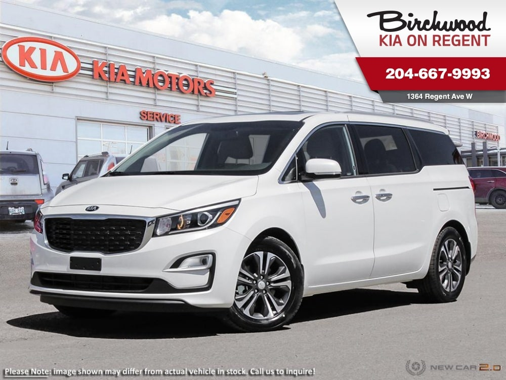 2019 Kia Sedona SX 8 Seats! Sunroof! UVO! Smart Key! Van Passenger Van