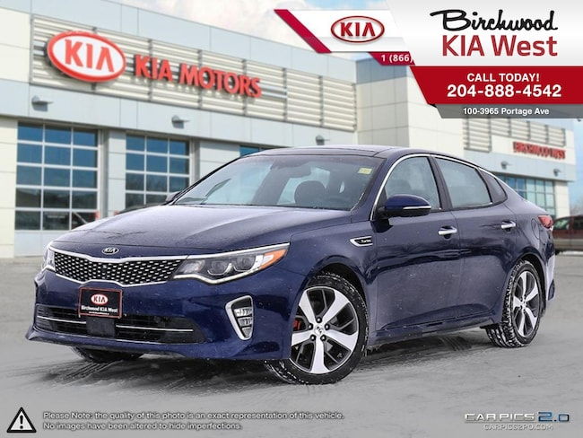 2018 Kia Optima SXL Turbo **Employee Pricing on ALL Inventory!!** Sedan