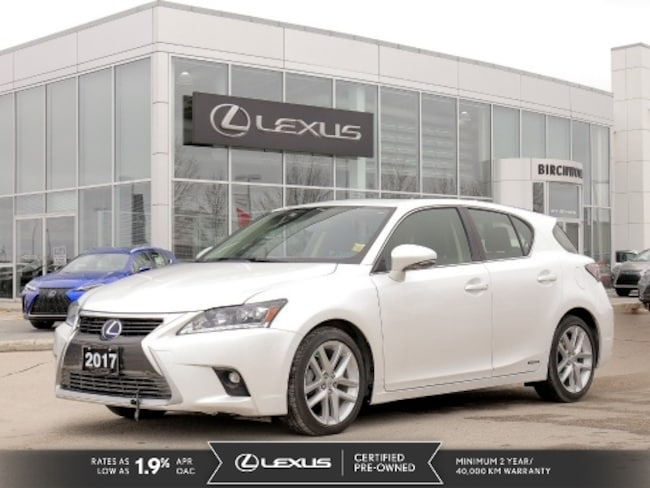 2017 LEXUS CT 200h FWD 4dr Hybrid Touring Pkg inc 2 Sets of Tires! Hatchback