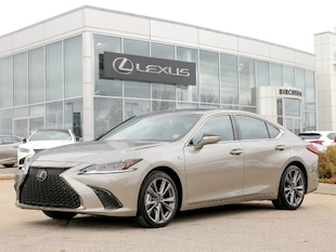2019 LEXUS ES 350 F-Sport Series 2 Sedan