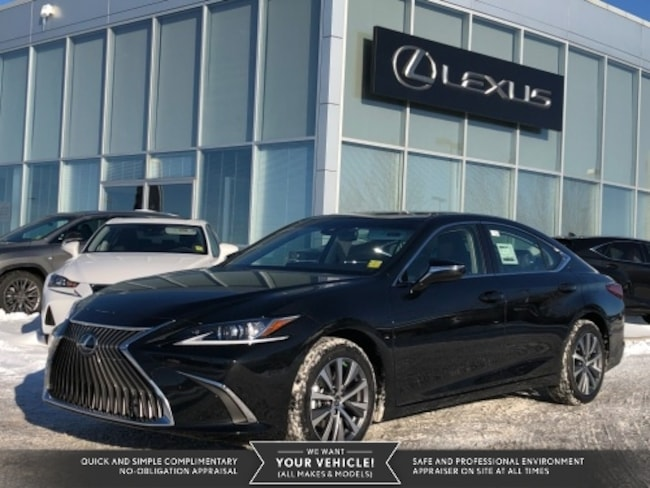 2019 LEXUS ES 350 Signature Signature Package Sedan