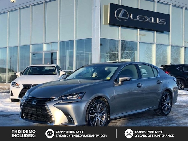 2018 LEXUS GS 350 Executive Package Sedan