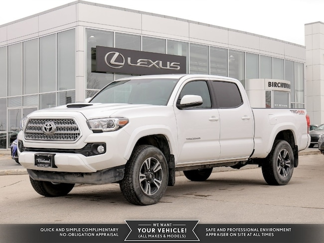 2017 Toyota Tacoma SR5 TRD Sport Package Truck Double Cab