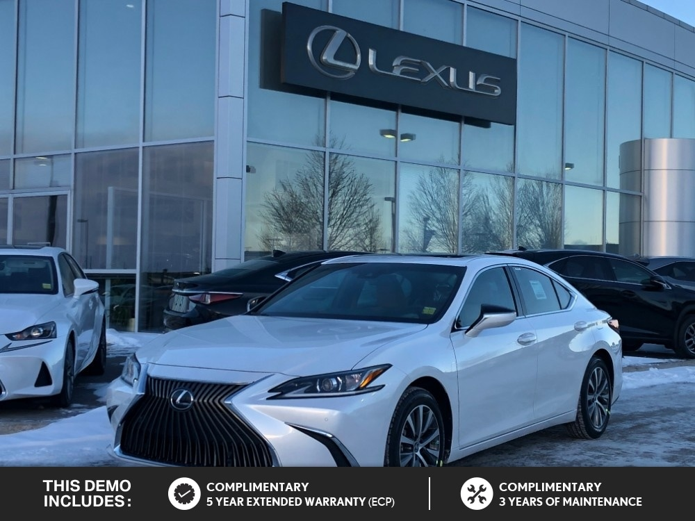 2019 LEXUS ES 350 Premium Package Sedan