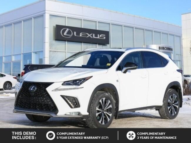 2019 LEXUS NX 300 F-Sport Series 1 SUV