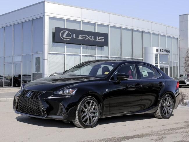 2019 LEXUS IS 300 F-Sport Series 2 Package Sedan