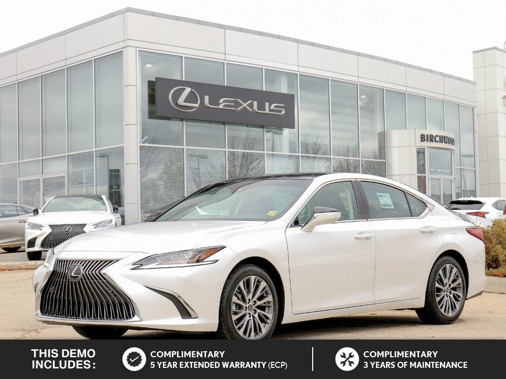 2019 LEXUS ES 350 Premium Luxury Package Sedan